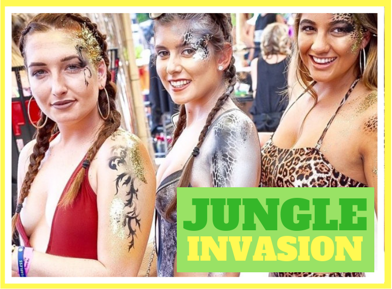 JUNGLE INVASION
